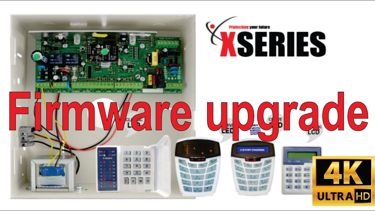 How To Upgrade The Firmware On The Ids X
