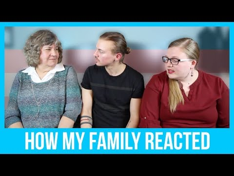 Coming Out - How My Family Reacted [CC] || Jeff Miller