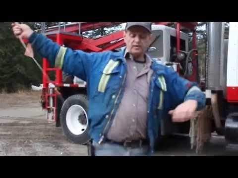Water Well Drilling Pitless adapter video - Kicking Horse Water Services