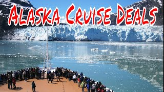 Live Cruise Ship News: Alaska Princess Cruise Deals For $199 Per Week! Plus Saturday Live Trivia!