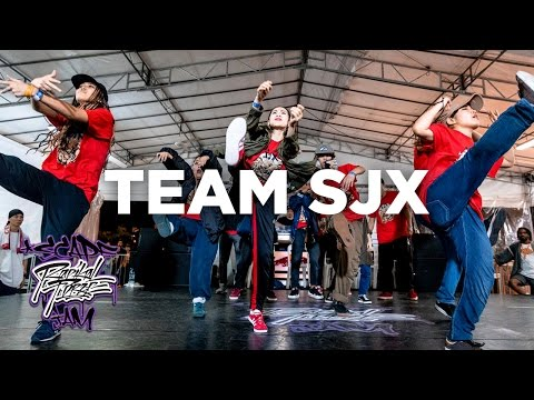 Team Singapore Japan Xchange (SJX) | Special Performance | Radikal Forze Jam 2017