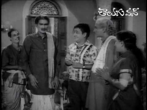 Comedy Scene Between Padmanabham and Ramana Reddy