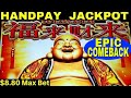 ★FIRST HANDPAY JACKPOT On YouTube★  For 5 SEA LEGENDS Slot $8.80 Max Bet | Massive Slot Win Max Bet