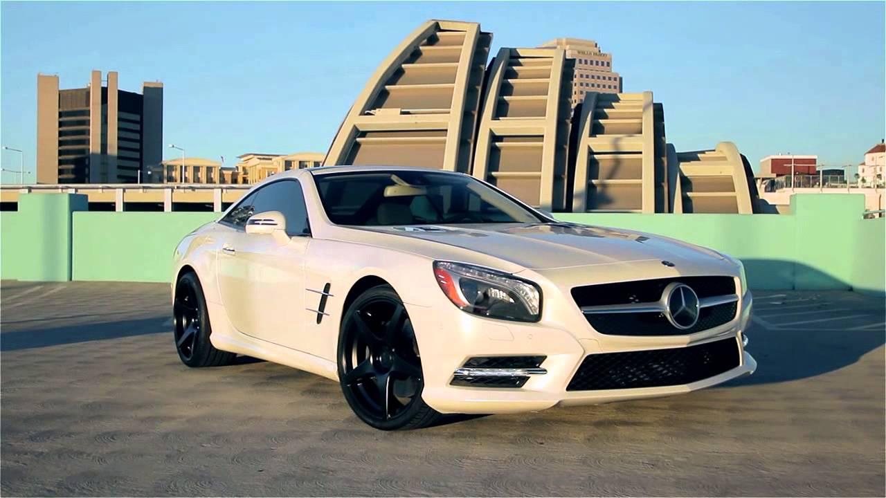 Mercedes Sl550 On Niche Sport Series Gt 5 Wheels Rims