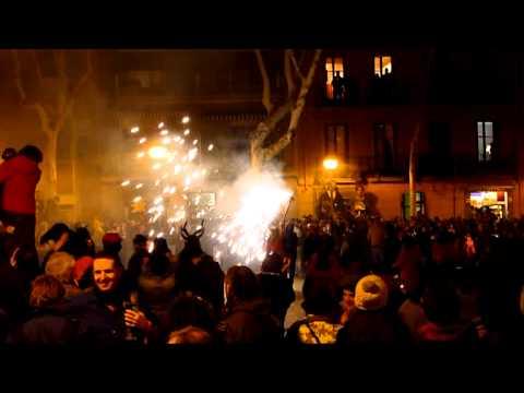 Foguerons - 2013 - Gràcia - Barcelona - Barcelona Nightlife - Catalunya - Sant Antoni