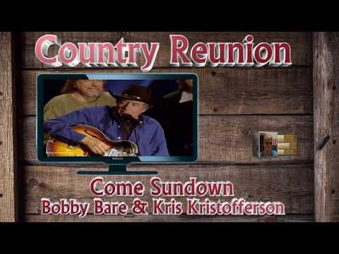 Bobby Bare & Kris Kristofferson (Come Sundown)
