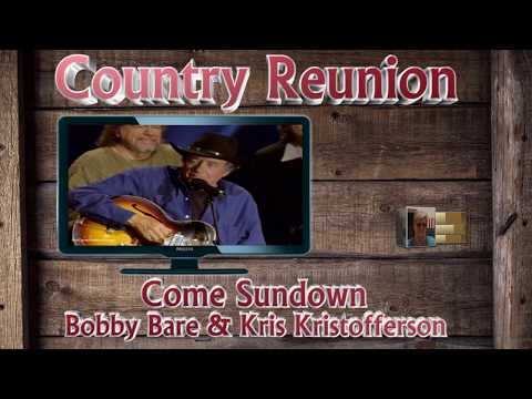 Bobby Bare & Kris Kristofferson (Come Sundown)