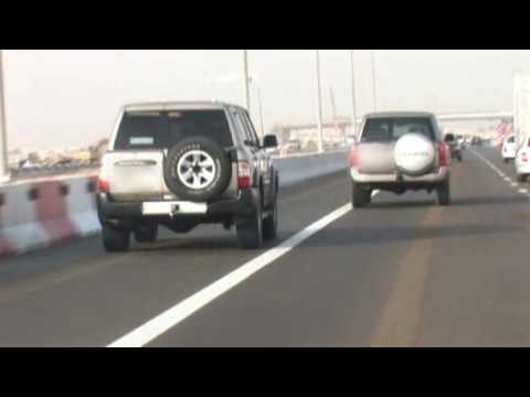 Reckless Driving On UAE Roads