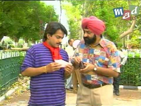 Jaspal bhatti goes to buy railway ticket in black | full tension.