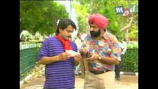 Jaspal Bhatti goes to buy railway ticket in black | FULL TENSION | Jaspal Bhatti, Vivek Shauq