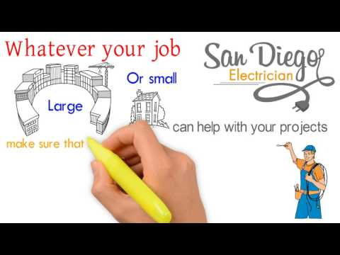 San Diego Electrician - Electric Company in SD CA Electrical Contractors