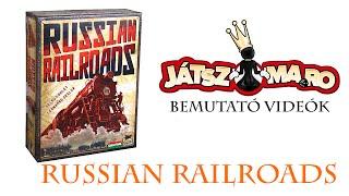 Russian Railroads bemutató