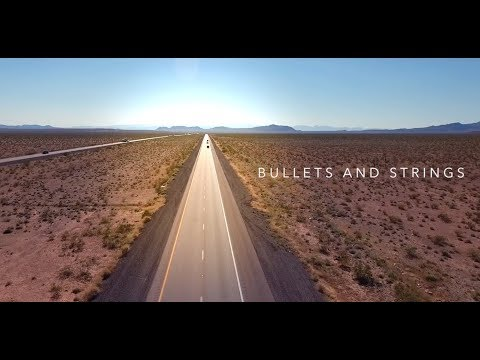 Marty Mone - Bullets And Strings (OFFICIAL VIDEO)