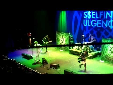 Mindless Self Indulgence - Shut Me Up - live in Los Angeles - 5/4/13