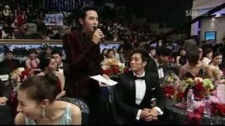 So Ji Sub interview - SBS Drama Awards 2009 (2009.12.31)