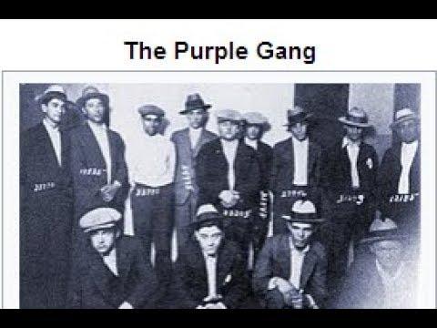 Saint Valentines Day Massacre 2! The Purple Gang!