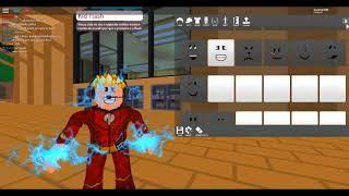 ROBLOX-Super Herois School