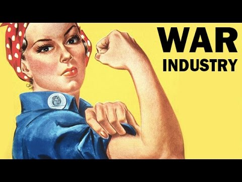 How Did American Industry Help Win World War 2 | US Army Documentary | 1942