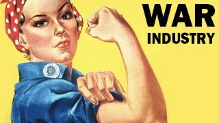How Did American Industry Help Win World War 2   US Army Documentary   1942