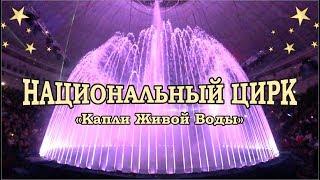 ЦИРК НА ВОДЕ КИЕВ НОВОГОДНЯЯ ПРОГРАММА Капли Живой Воды в КИЕВСКОМ ЦИРКЕ ШОУ на ВОДЕ 2018/2019