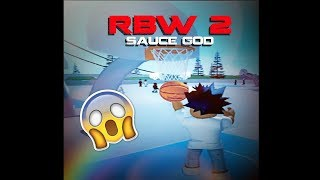 BEST COMBO GUARD ON RBW2 | SAUCEGOD? | 2K18 ON ROBLOX [RBW2]