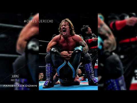 NJPW  Judas  Fozzy Chris Jericho 2nd Theme Song