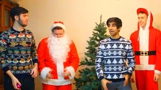 Sidemen Christmas Tree Decoration Challenge