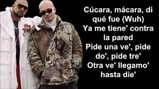 Gambar cover Contra La Pared-Sean Paul & J Balvin-Letra\Lyrics