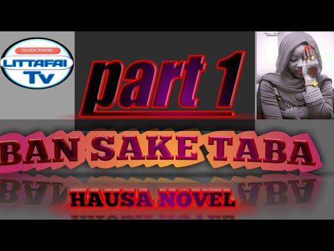 Download Ban saketa ba Hausa novel part 1