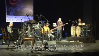 A new scene for emerging Tajik musicians thumbnail