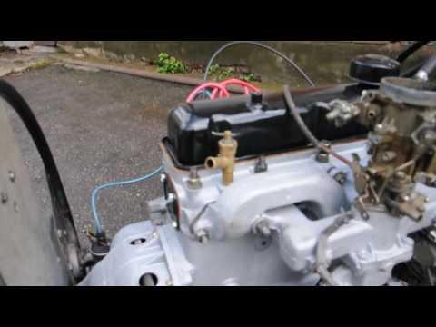 Двигатель мотор ГАЗ 21 после восстановления   СТО МОТОР