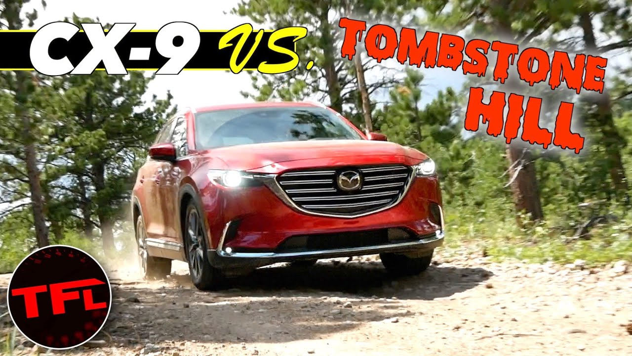 The 2020 Mazda CX-9 Is A More Dirt-Worthy Family Hauler Than You Might Think! Tombstone Hill Ep. 3