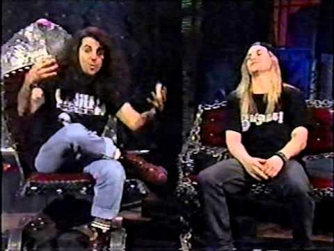 Vintage Corrosion of Conformity Mtv Headbangers Ball Interview February 1992