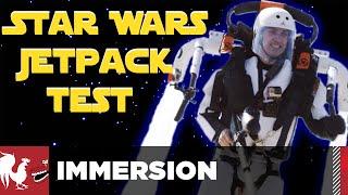 Immersion - Star Wars Jetpacks in Real Life | Rooster Teeth