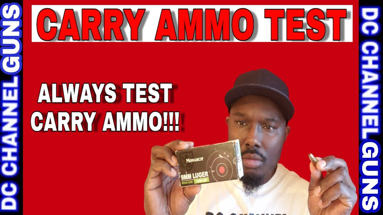 Why #Practice With Your Self Defense #Ammo | GUNS