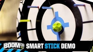 Smart Stick Darts, Rounds and Targets Demo BOOMco.