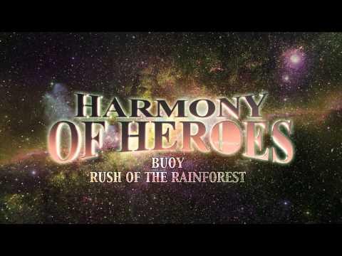 RUSH OF THE RAINFOREST (Bramble Blast / Stickerbrush Symphony)