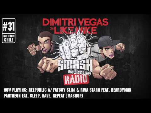 Dimitri Vegas & Like Mike - Smash The House Radio #31