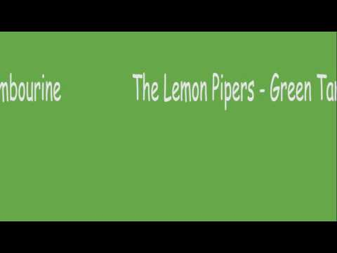 The Lemon Pipers - Green Tambourine (ORIGINAL LONG VERSION)