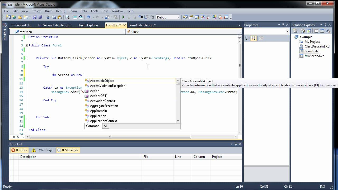 Free visual basic 12 tutorial for beginners pdf   peatix.