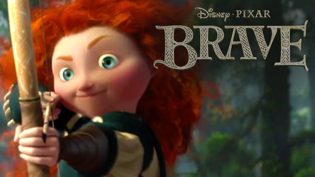 Watch Brave Full Movie 2012