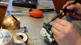 Gambar cover [How to] Solder Repair a Xbox 360 Controller Replace Analog and/Or LB/RB Button