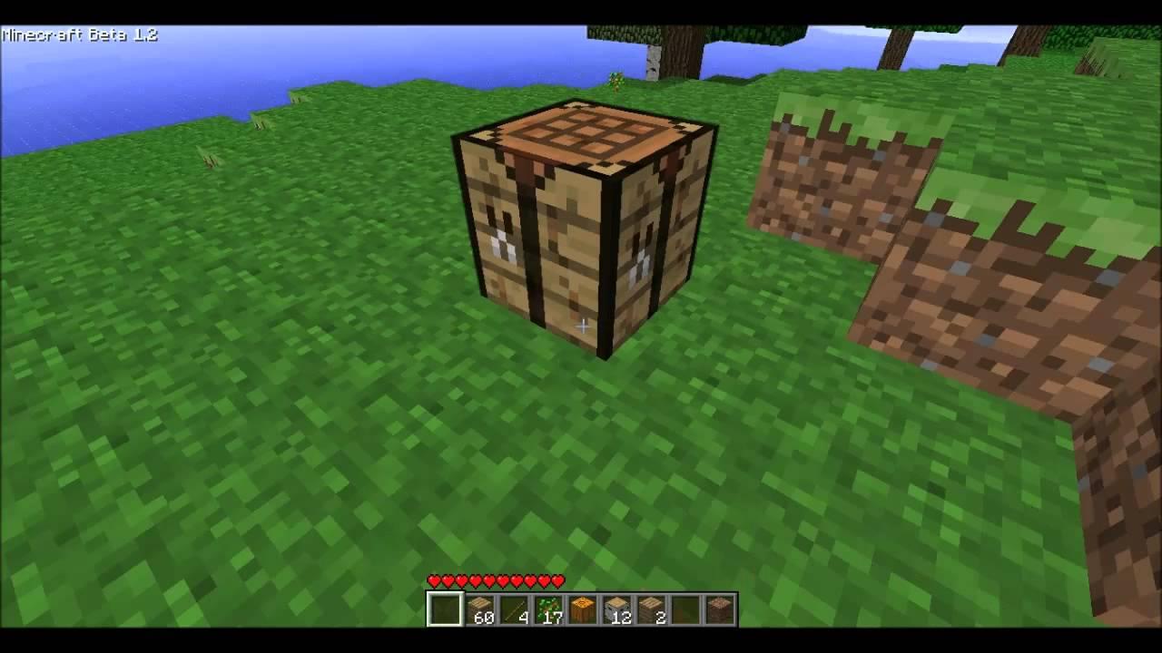 Minecraft Alte Version Das Weckt Erinerungen YouTube - Minecraft fruhere version spielen