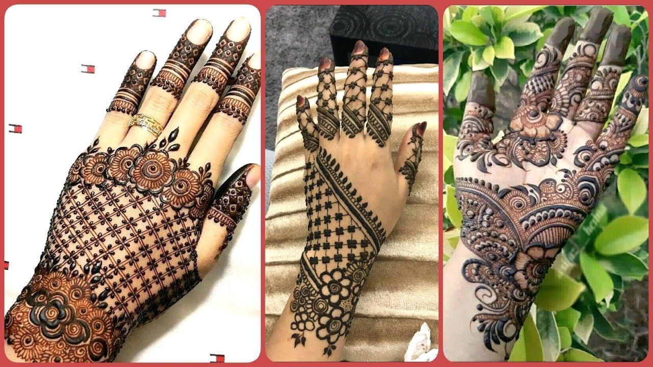 Very Attractive And Cute Mehndi Designs 2019 Henna Tattoo