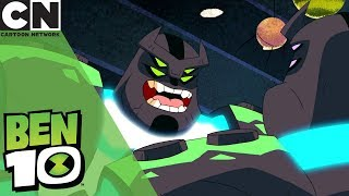 Ben 10 | Dangerous Doppelgangers | Cartoon Network