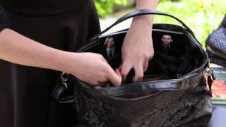 Женская сумка-мешок B1 810593