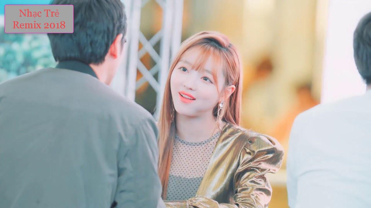 Việt Mix |  Em Cũng Vô Tình Remix   Gái Xinh Hàn Quốc Nhảy    Nhạc Trẻ Remix 2018