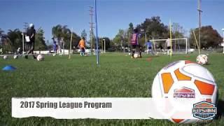 Fusion Spring League Program Highlights 2017