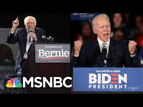 What A Potential Sanders Vs. Biden Race Would Mean For Democrats | The 11th Hour | MSNBC