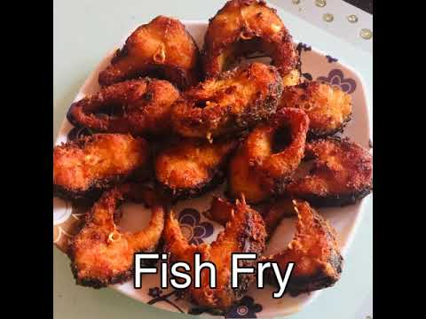 English Version #Fish Fry#